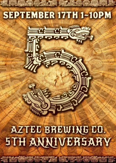 Aztec 5th Anniversary