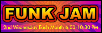 Funk Jam - 2nd Wednesdays