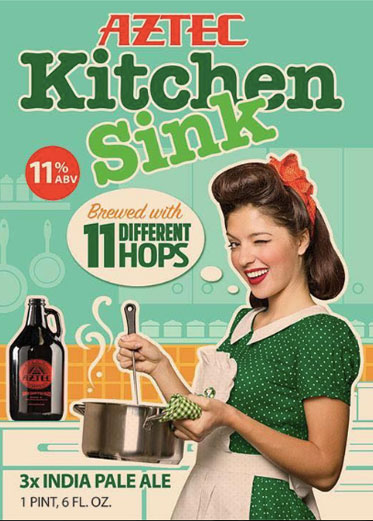 Kitchen Sink IIIPA 2017